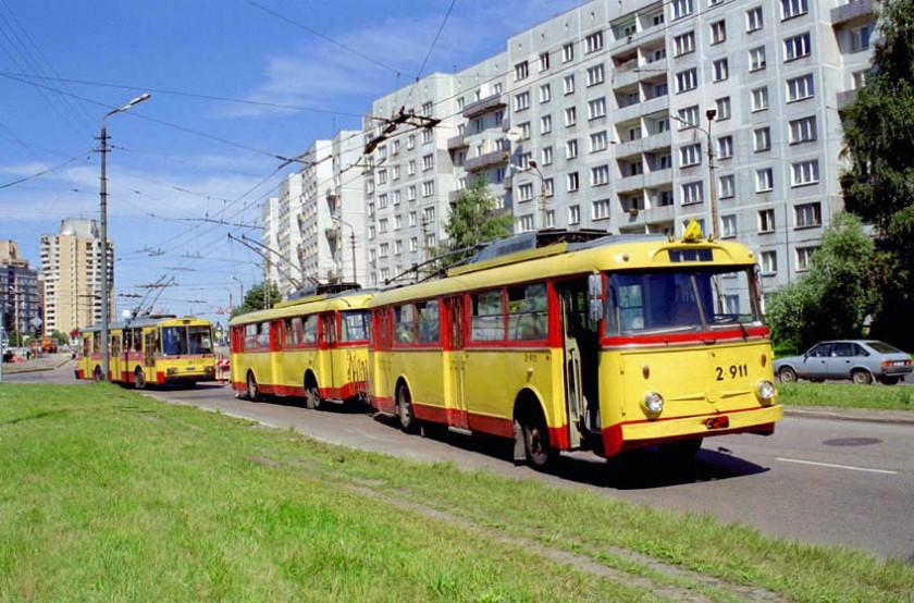 Škoda trolleybuses