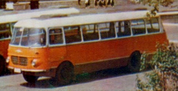 Škodalike bus
