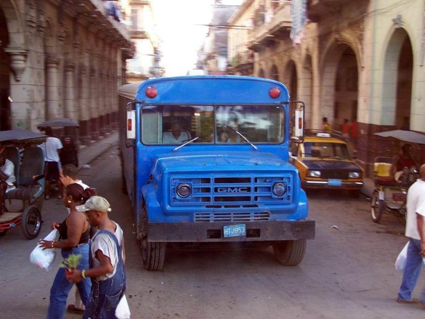 Carpenter GMC Cuba