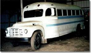 Carpenter -Studebaker Bus