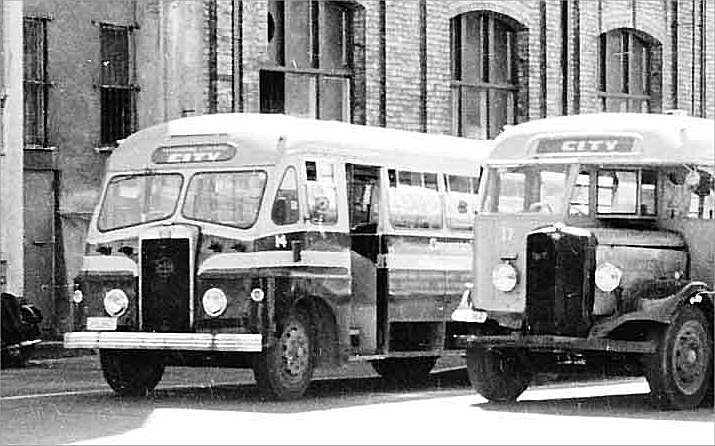 Commercial Buses 14 Seddon Pennine Mk6-2 with Pennine Coach Craft B34+17D body