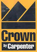 Crown by carpenter logo