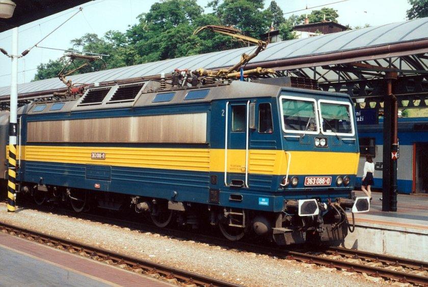 CS 363 086-0 in prag