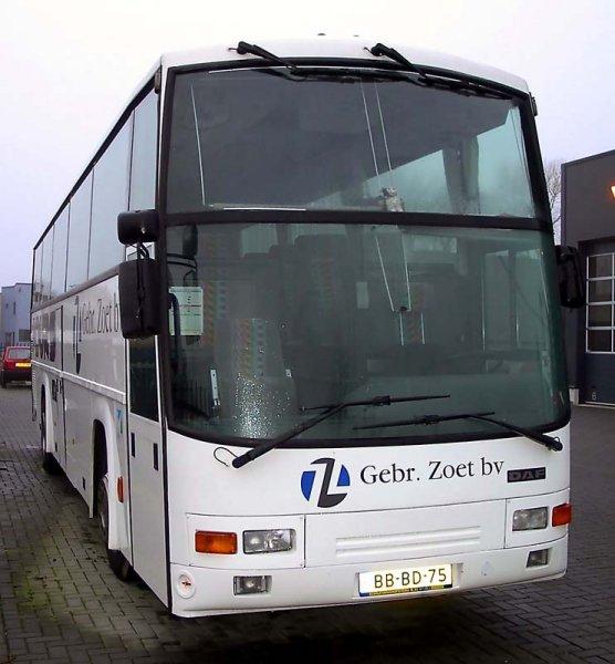 DAF SMIT JOURE GEBR. ZOET ELBURG BB-BD-75