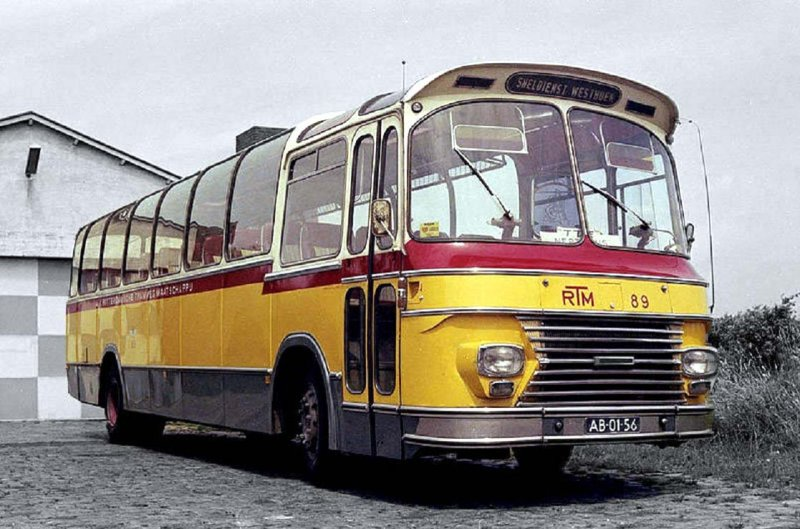 DAF SMIT JOURE RTM 89 AB-01-56