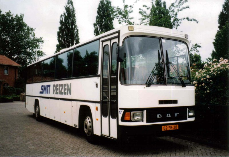 DAF SMIT JOURE SMIT 17 82-ZB-38