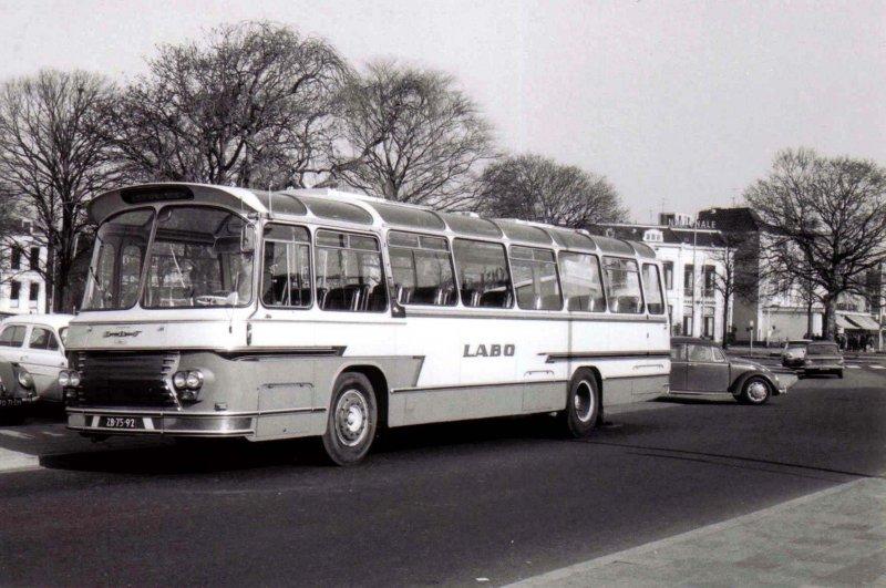 DAF SMIT LABO 7 ZB-75-92
