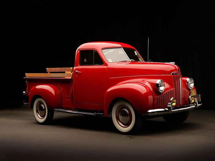 1948 Studebaker camioneta san