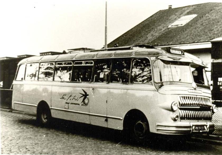 ESA 100-1. Mercedes Benz. OP 3500 Smit Appingedam