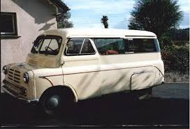Kenex conversion of a Bedford van a