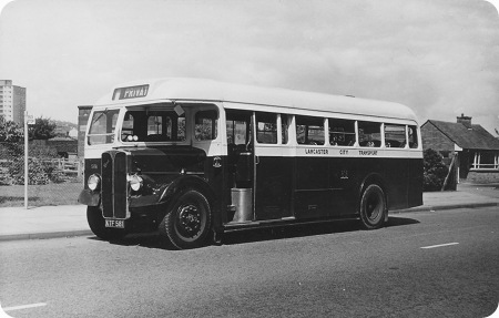 Lancaster Corporation AEC Regal III KTF581_lr_thumb