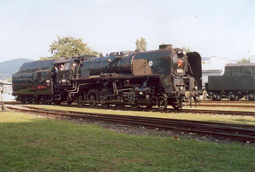 Lokomotive 556.036