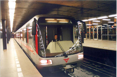 Metro Siemens Skoda Holding