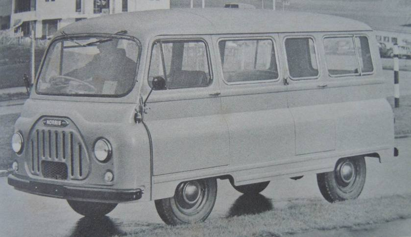 Morris J2 Kenex Conversion