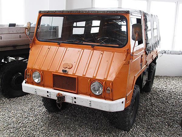 Pinzgauer prototyp