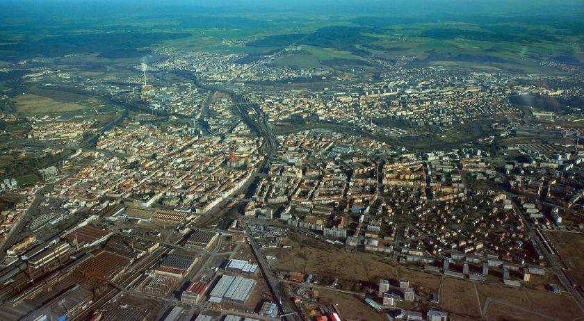 Plzeň od Karlova
