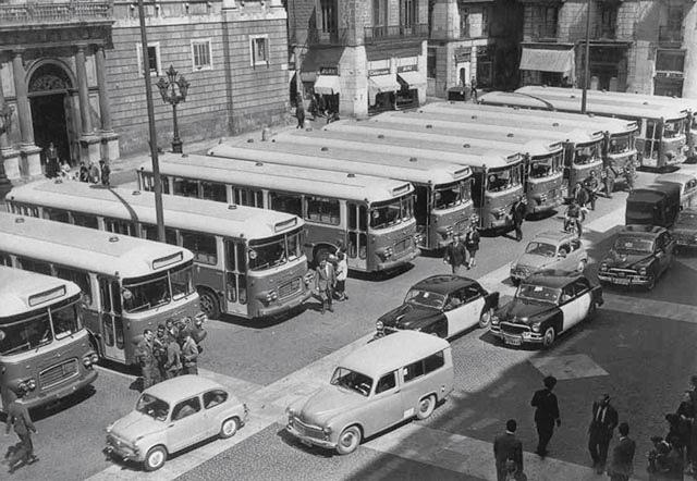Presentació autobús Pegaso Seida