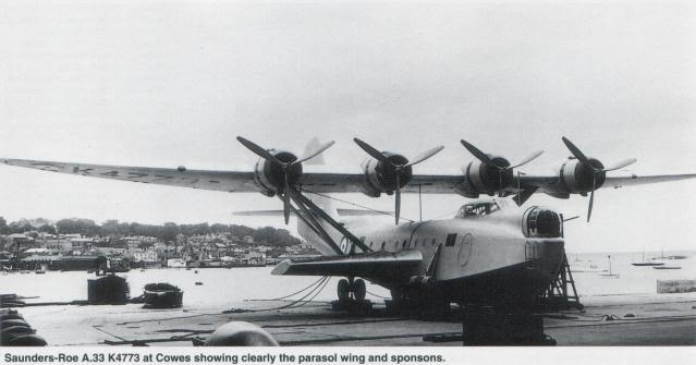 SARO A.33