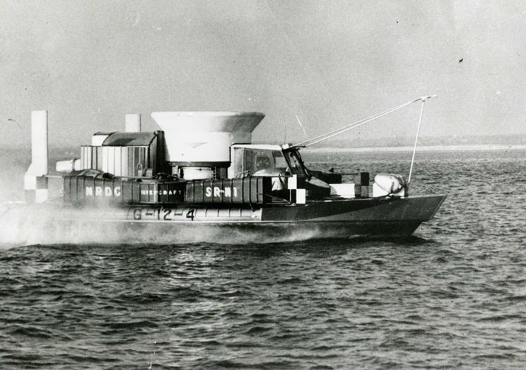 Saunders-Roe SR.N1 Hovercraft