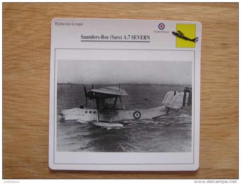 Saunders-Saro A.7 Severn