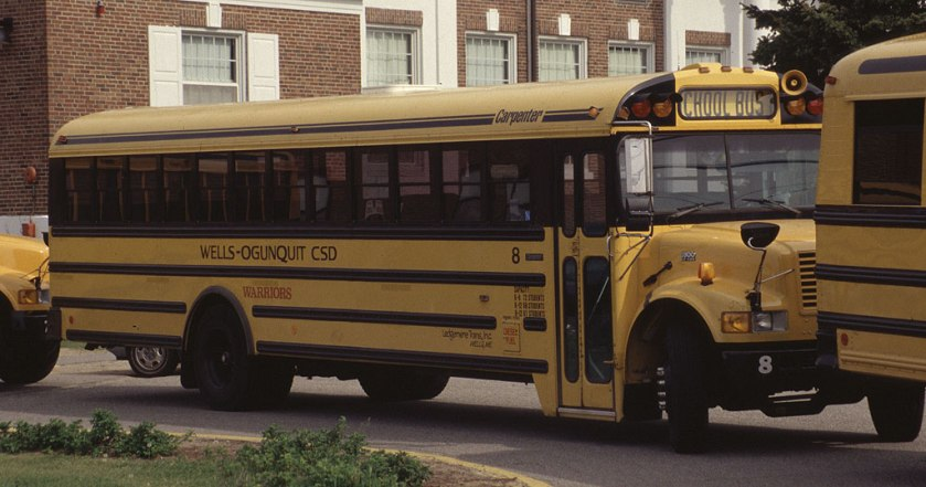 SchoolBus Carpenter Ledgemere Transportation