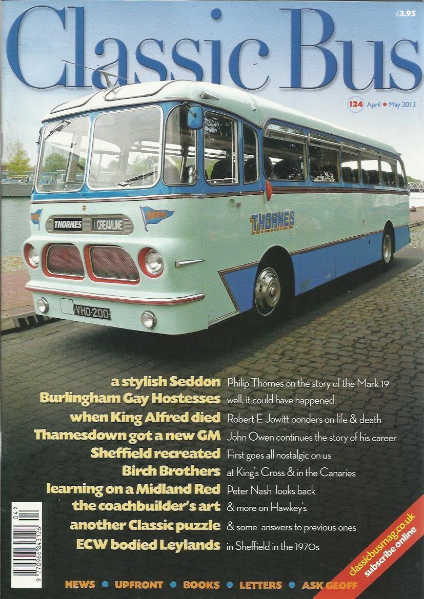 Seddon Bus Ad