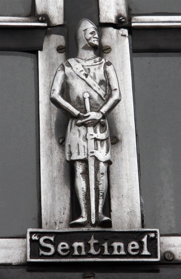 Sentinel sword