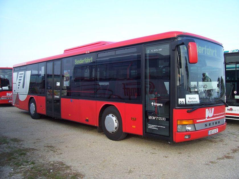 Setra Bus Mannheim 100a