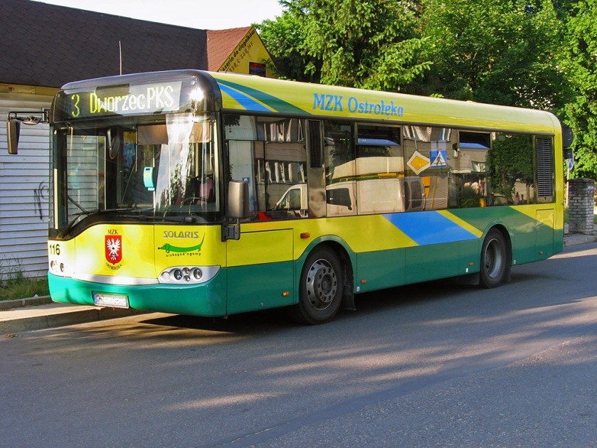 Solaris Urbino 9 bus