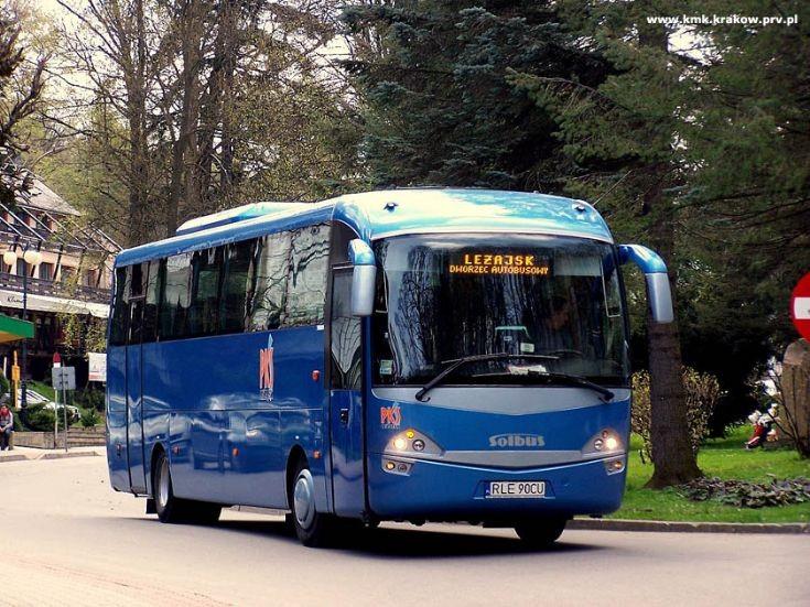 Solbus Soltour - tourist coach