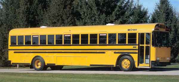 Spartan School Bus Parts Carpenter