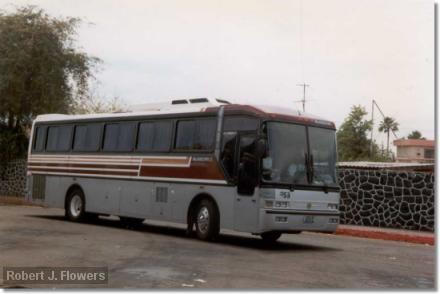 Stewart & Stevenson -Busscar Coach Oskosh Mexico
