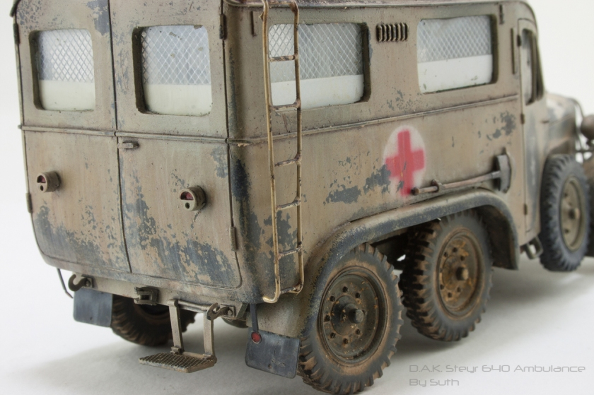 Steyr 640 Ambulance