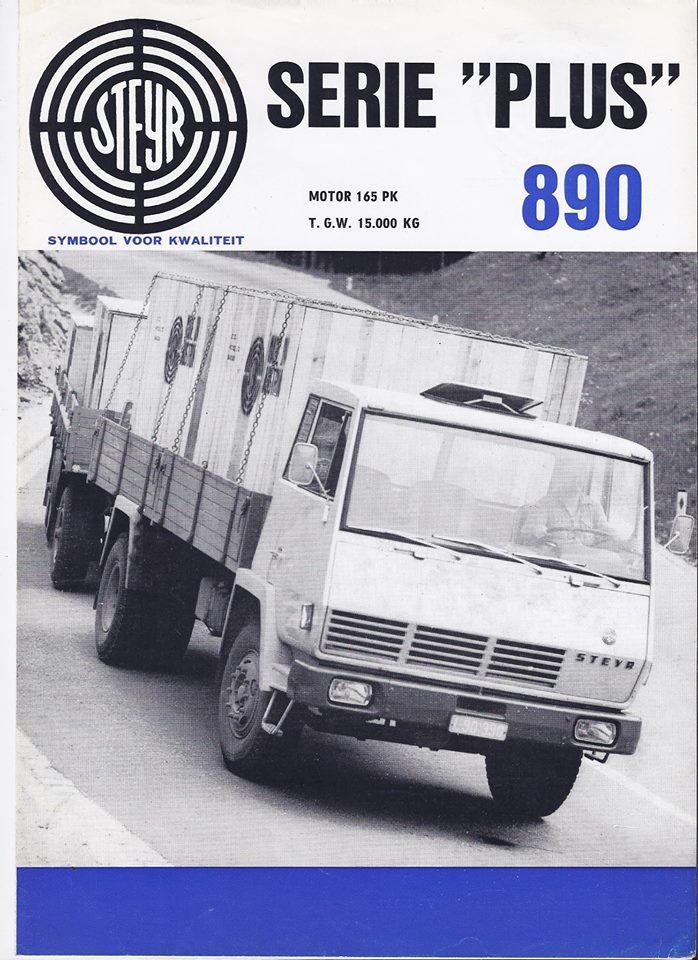 Steyr 890 Ad