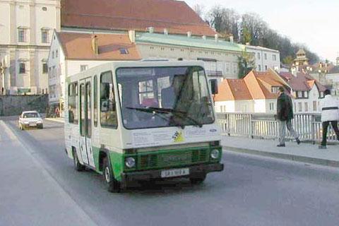 Steyr City Bus