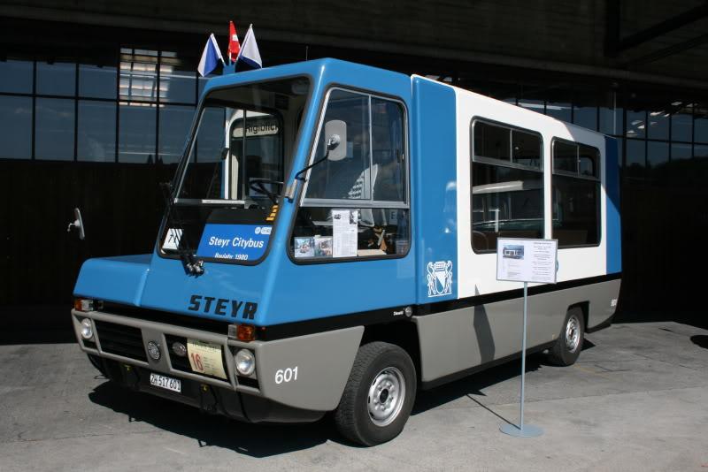 Steyr Citybus