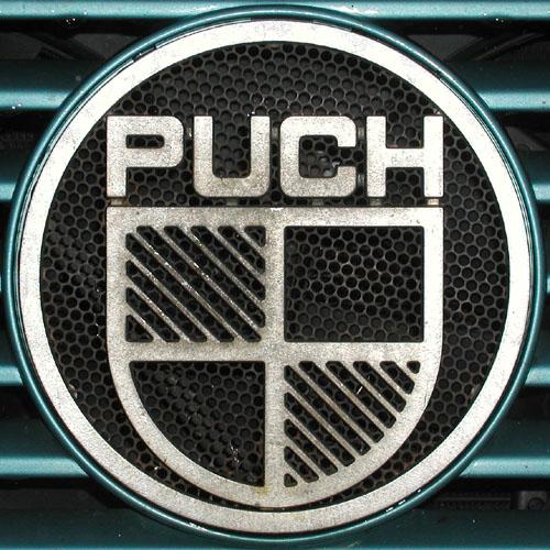 Steyr-Daimler-Puch-Automarken-Logo