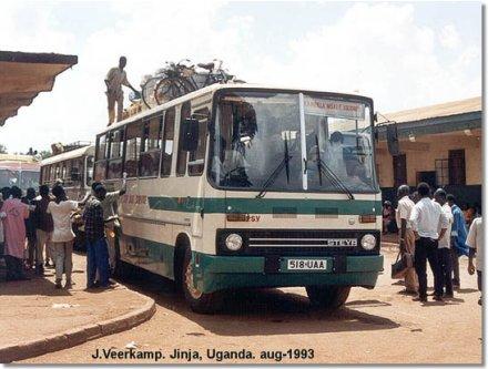 Steyr Ikarus Uganda