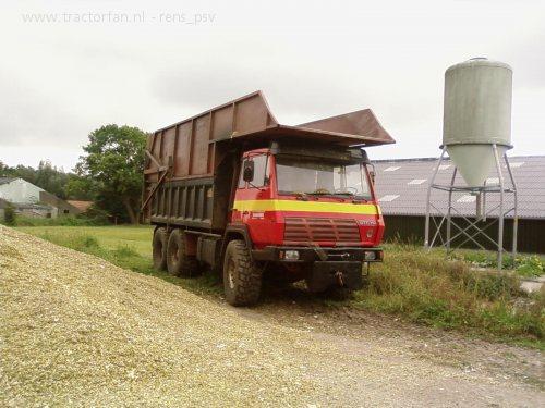 Steyr Mais Vrachtwagen