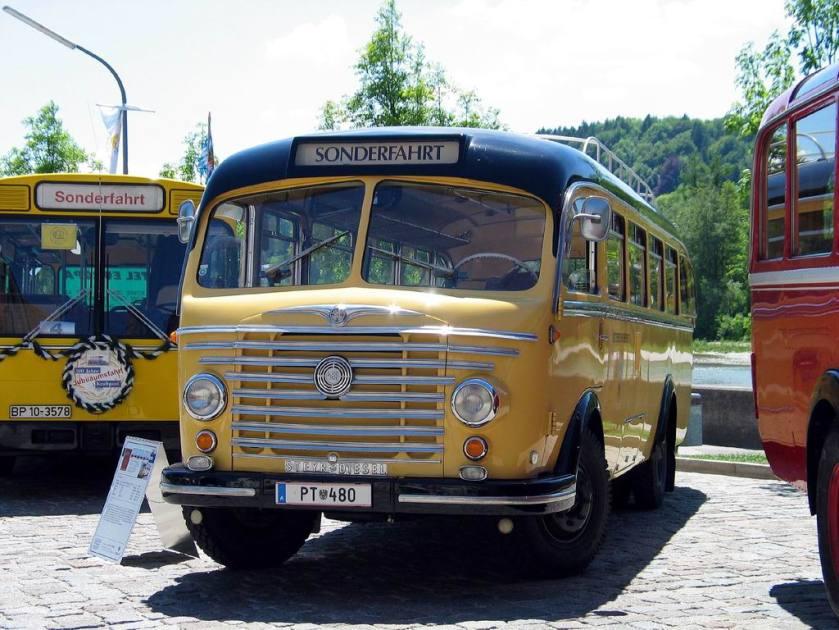 Steyr Post Diesel