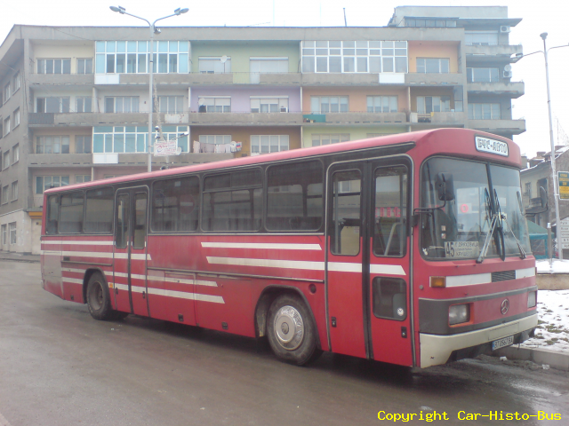 Steyr-Puch Mercedes O303-15RL