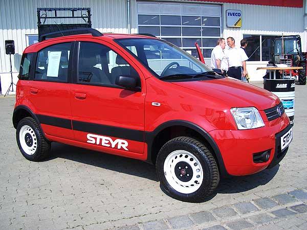 Steyr puch107a