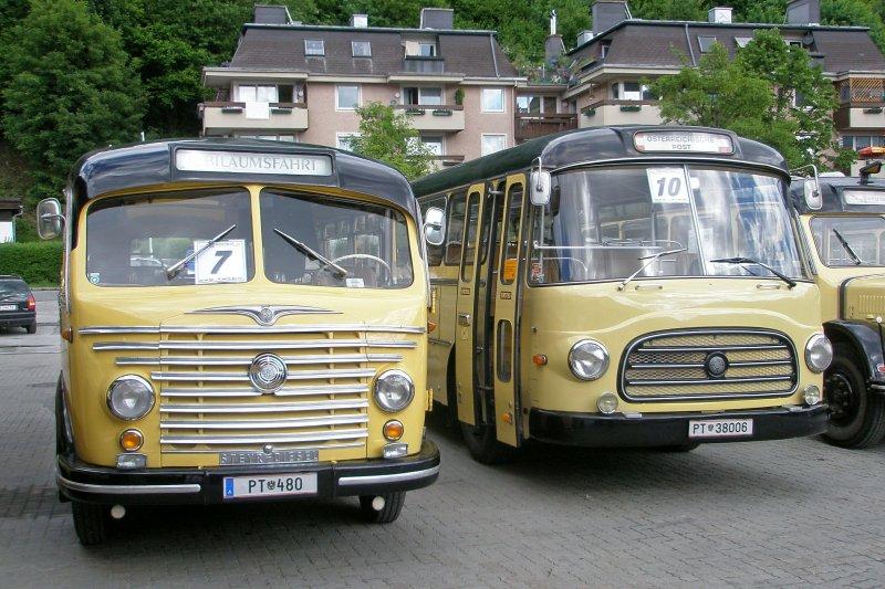Steyr Saurer Bus 100-jahre-postbus-osterreich-festgelande-13070
