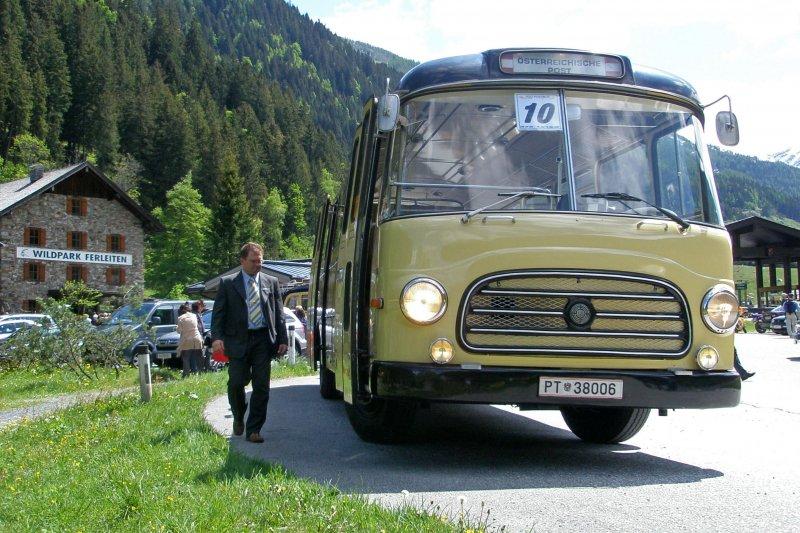Steyr Saurer Bus 100-jahre-postbus-osterreich-festgelande-13235
