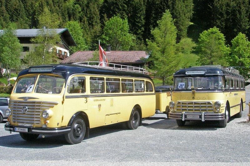 Steyr Saurer Bus 100-jahre-postbus-osterreich-festgelande-13281