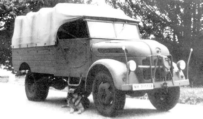 Steyr1500-2 original