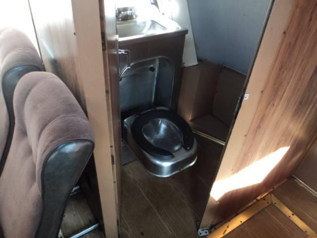Sultana toilet