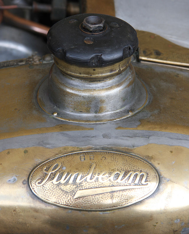 Sunbeam badge