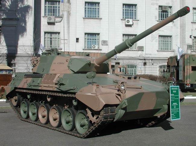 tam Argentijnse Tank
