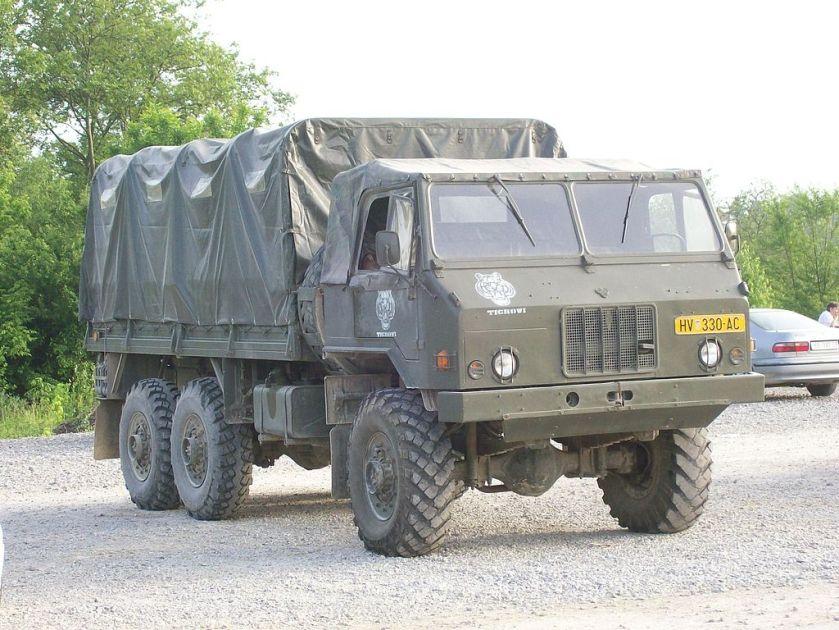 TAM kamion HV Tigrovi